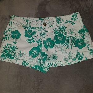 SO Floral Shorts